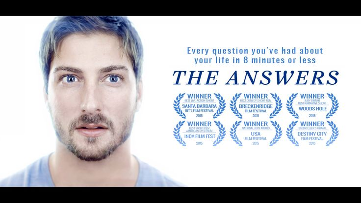 THE ANSWERS - By Michael Goode and Daniel Lissing..... just watch it and get ready for some feels.