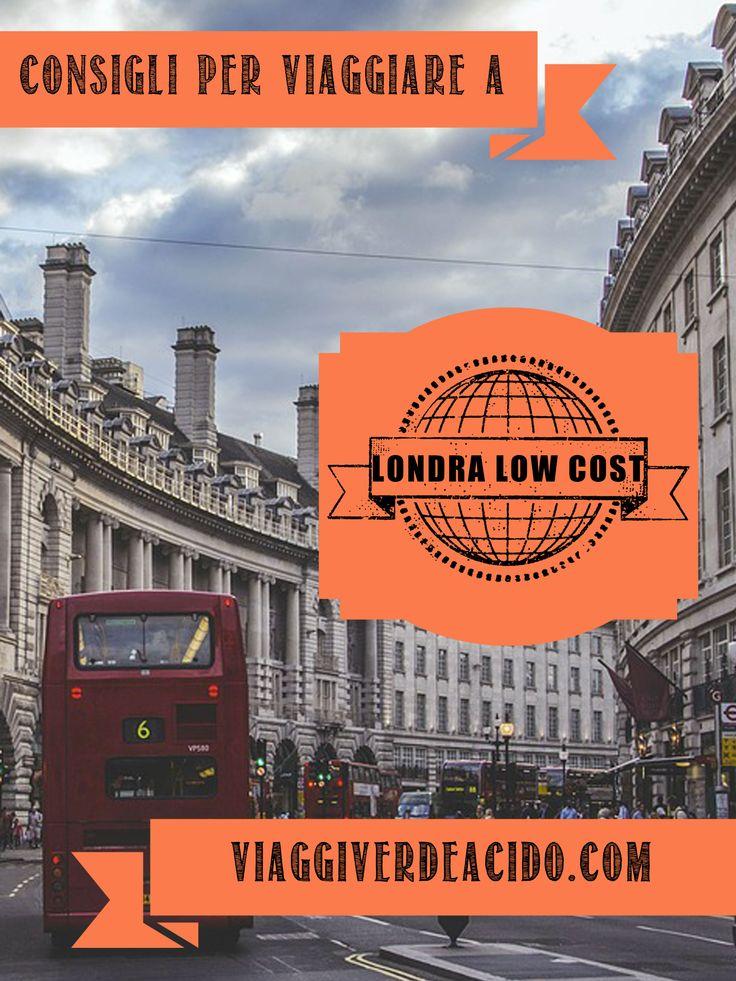 6 consigli per un viaggio a Londra low cost