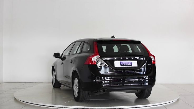 Volvo v60 D2 1.6 Powershift Kinetic Lorenzi Auto Hub