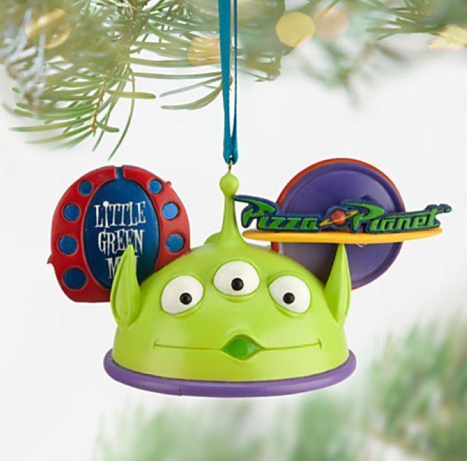 70 best Disney Christmas Ornaments images on Pinterest | Disney ...