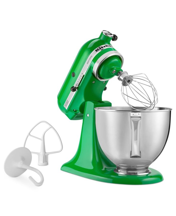 Emerald KitchenAid Stand Mixer Coloroftheyearthis Is