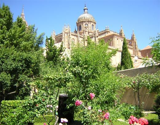 17 best images about la celestina on pinterest literatura spanish and teatro - Jardin de calisto y melibea salamanca ...