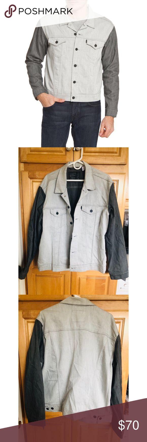 flash sale🔥levi's premium denim jacket mens nwt Premium