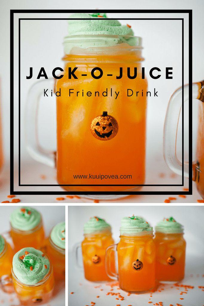 Jack-O-Juice - Ku'uipo Vea