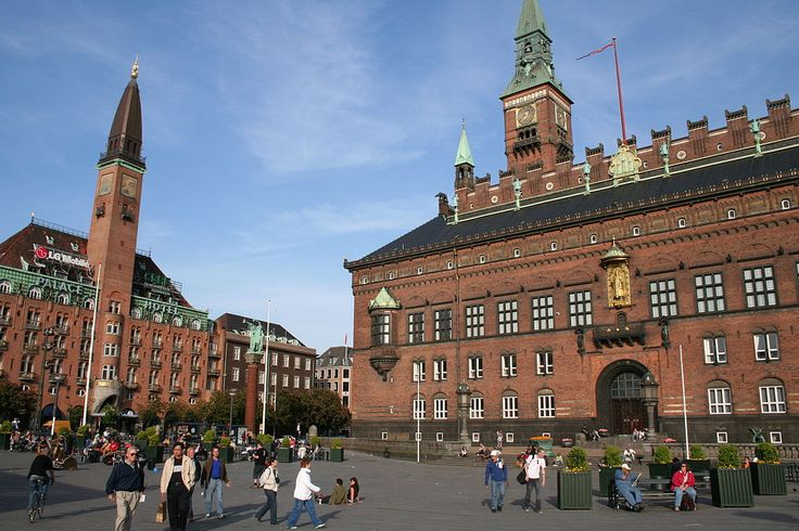 City hall square | Kobenhavn | Tripomizer Trip Planner