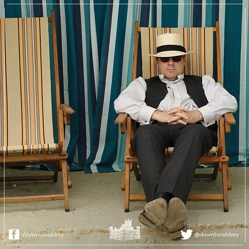 Brendan Coyle- the king of cool