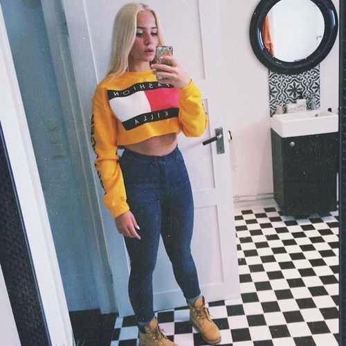 where can i find a tommy Hilfiger crop top ?