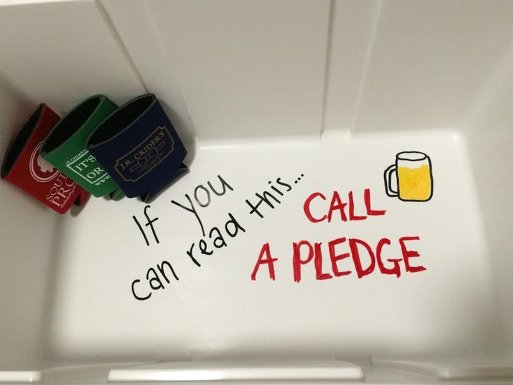 MY cooler featured on the Odyssey #lifemade : 20 Fraternity Cooler Pictures to Inspire You This Formal Season   The Odyssey