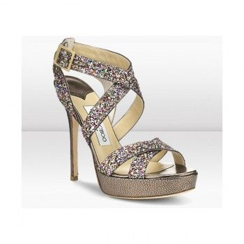 Jimmy Choo - Vamp (worn by Sophie Kachinsky on 2 Broke Girls)