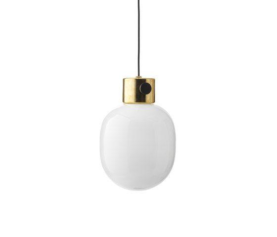JWDA Pendant Lamp, Polished Brass by MENU | General lighting