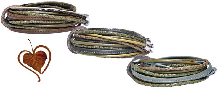 Pimps and Pearls   Eigentijdse handgemaakte lederen sieraden en accessoires