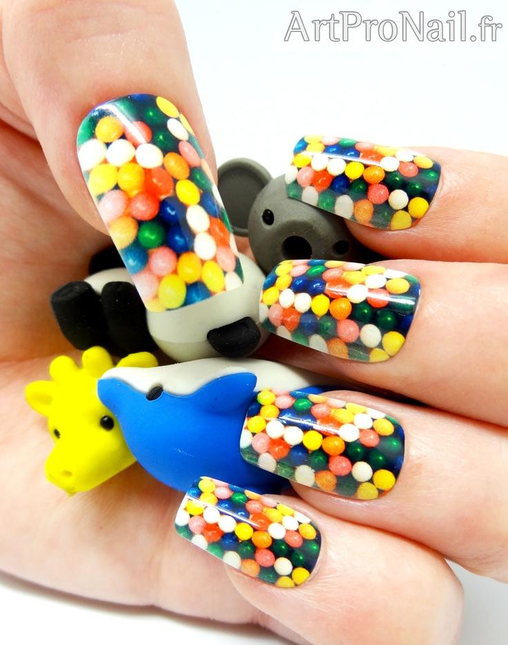 Nail nail nail [...] Nail Art [...] Artpronail  La machine à imprimer les ongles