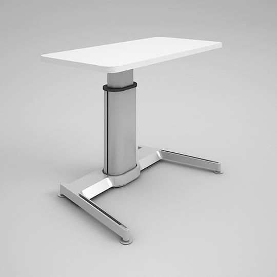 Steelcase Airtouch Adjustable Height Desk