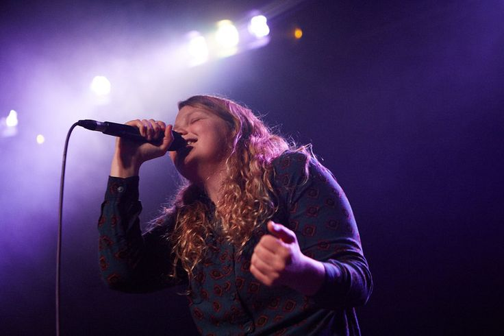 KATE TEMPEST LIVE AT THE RESCUE ROOMS, NOTTINGHAM.