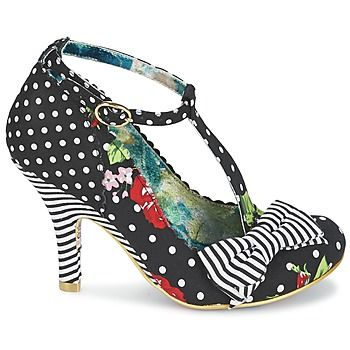 Court-shoes Irregular Choice BLOXY Black Women Shoes,irregular choice outlet Sale Online,irregular choice wedding shoes size 4,Big discount on sale