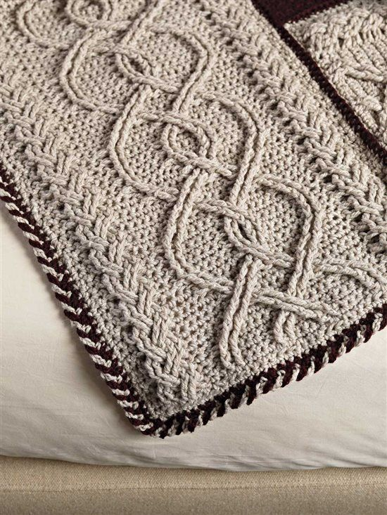 Crochet Knit Stitch Instructions : ... Odin on Pinterest Cable, Crochet baby blankets and Afghan crochet