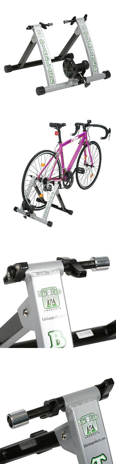 Trainers and Rollers 36141: Bike Lane Trainer Bicycle Indoor Trainer Exercise Machine Ride All Year Around -> BUY IT NOW ONLY: $62.88 on eBay!