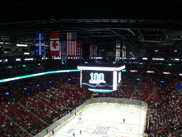 Bell Centre - Montreal's Hockey Team