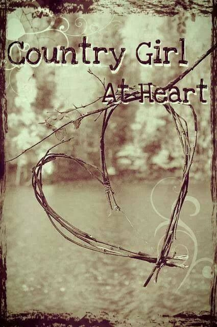 Country Girl At ❤️