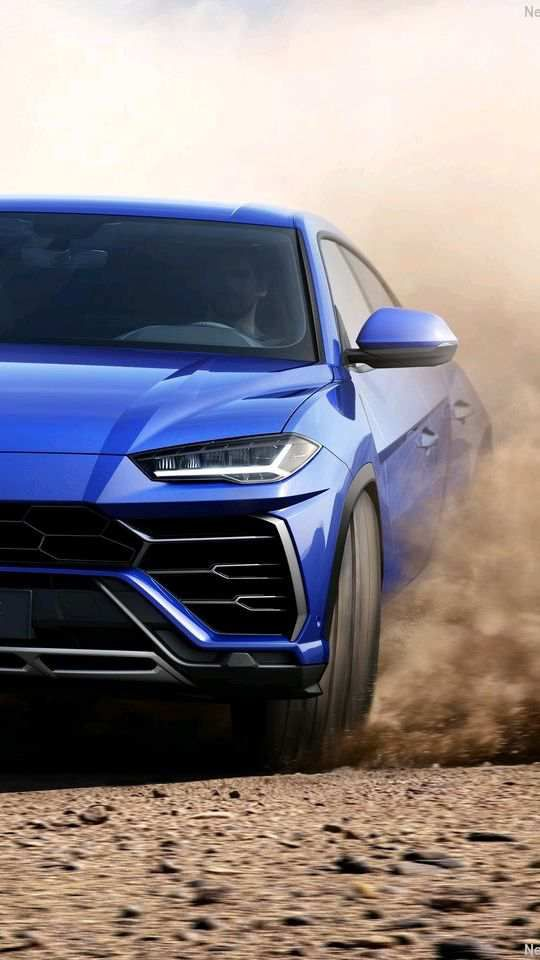 Lamborghini Urus Offroading Wallpaper Phone Wallpapers Cars