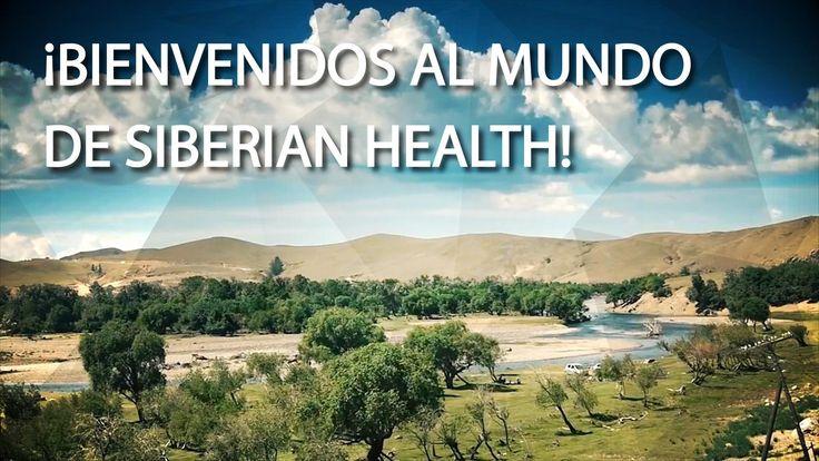 ¡Bienvenidos al mundo de Siberian Health!