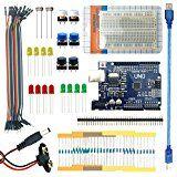 LANDZO Arduino Basic Kit with Arduino UNO R3 for Arduino Starter: Amazon.ca: Electronics