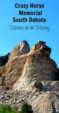 The Crazy Horse Memorial is as much about the history and preservation of the…