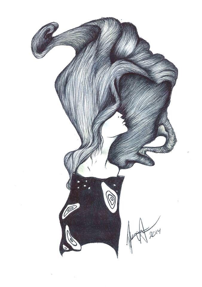 Darkflow  Artist: Jeanette Perlie