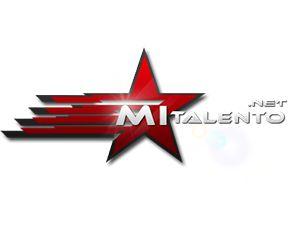 Diseño de logotipo para Mitalento.net. Sitio web de talentos.