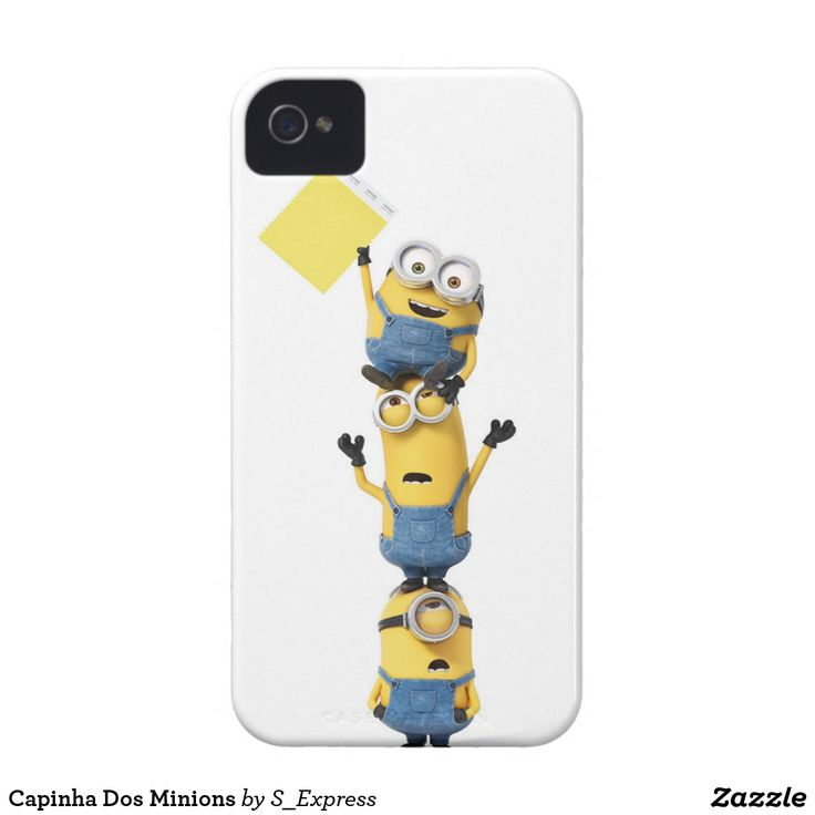 Capinha Of the Minions