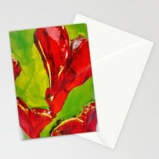 ANA COUPER HEARTS Stationery Cards