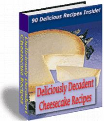90 Deliciously Decadent Cheescake Recipes