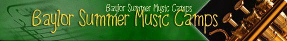 Baylor University Summer Program