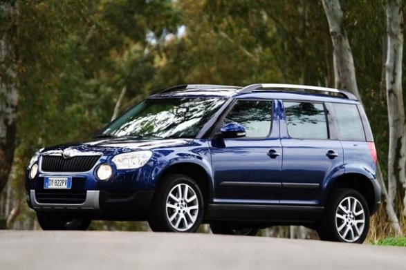 Skoda Yeti 20TDi 4x4 Enquire Now! shop-click-drive.com.au