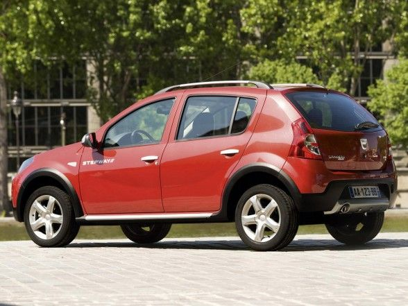 1000 Ideas About Dacia Sandero On Pinterest Fiat Panda