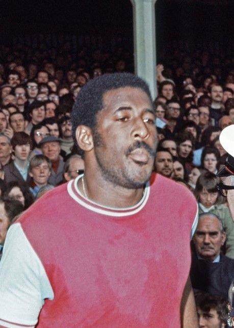 Clyde Best West Ham United 1972