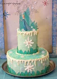 Τούρτα Frozen!