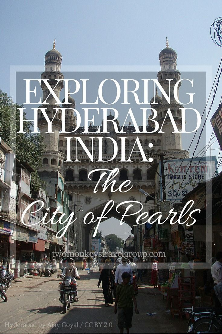 Exploring Hyderabad, India: The City of Pearls. Historically, Hyderabad was known as a pearl and diamond trading centre, and it continues to be known as the City of Pearls. Many of the city's traditional bazaars like Laad Bazaar, Begum Bazaar and Sultan Bazaar, have remained open for centuries. They remain unchanged, and still do brisk business in the face of the ever-changing, bumbling metropolitan city.