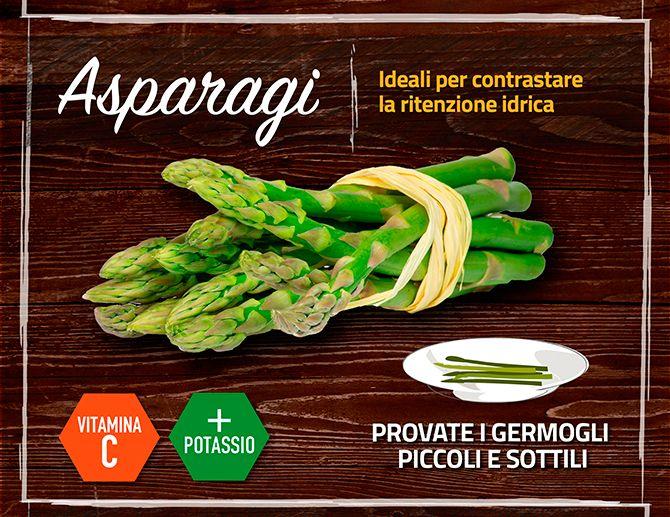 #asparagi della spesa di #aprile #benessere #territoricoop