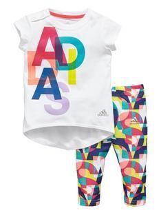 adidas tennis gears for kids girls