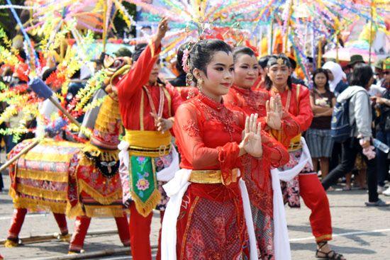 Dugderan ceremony of Semarang