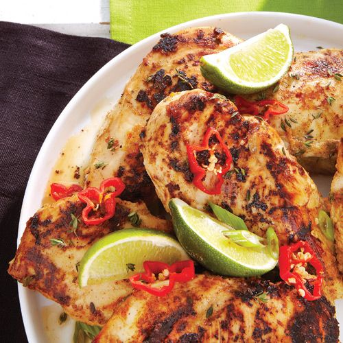 A Caribbean Classic, Jerk Chicken. | Clean Eating