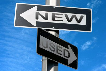 """""""To Buy New or Used, That is the Question"""", a dealspl.us user-written article..."""