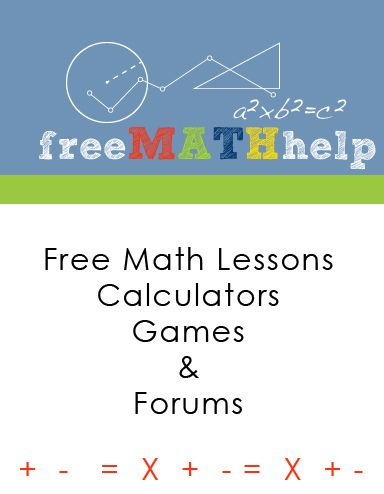Math help for free