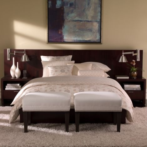 ethanallen.com - horizons studio morgan bed with side panels | ethan allen | furniture | interior design