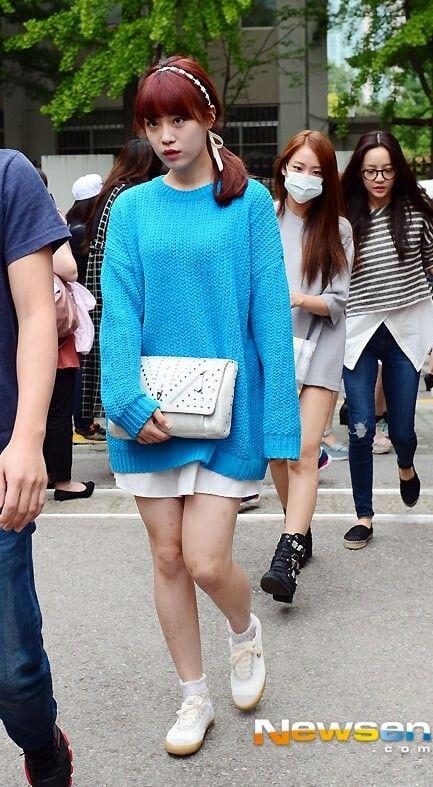 Youngji_Heo Young-Ji_Singer_actress
