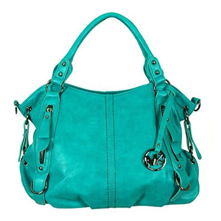 Michael Michelle Women's Casual Satchel Bag Style Purse