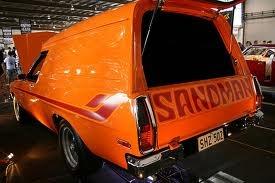 Sandman Van