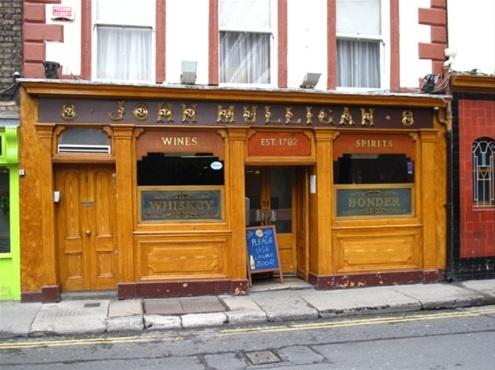 Joh Mulligan on Poolbeg Street Pubs in Dublin