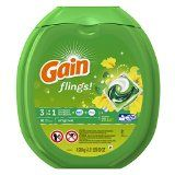 washer pods|Gain Flings Original Laundry Detergent Pacs 81 Count #portablewasher #washingmachine